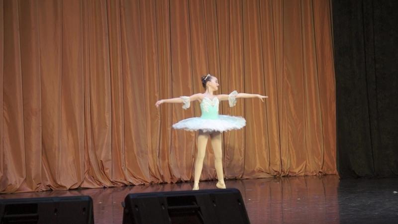 Танец Майи Вариация из балета Павильон Армиды