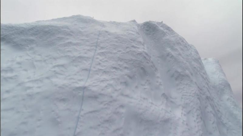 Земля Мощь планеты 2007 лед