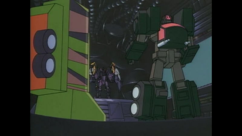 Transformers Robots in Disguise 1x35 Mystery of Ultra Magnus