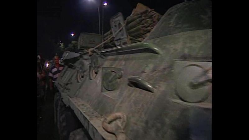 Дф Русские танки в Приштине (2004)