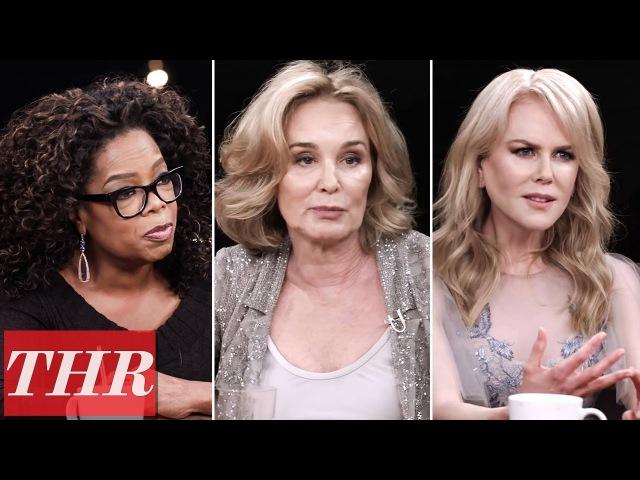 THR FULL Drama Actress Roundtable Oprah Winfrey, Nicole Kidman, Jessica Lange, More!
