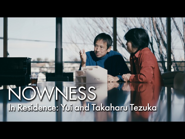In Residence Yui and Takaharu Tezuka's Tokyo Home