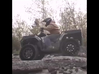 This off-road vehicle can tackle the most rugged adventures