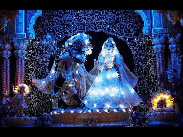ISKCON Global Janmashtami Special Deity Darshan