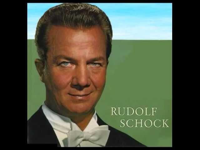 Rudolf Schock - Ach, ich hab in meinem Herzen