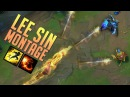 YOU CAN'T STOP A GOOD LEE SIN - Lee Sin Montage - League of Legends