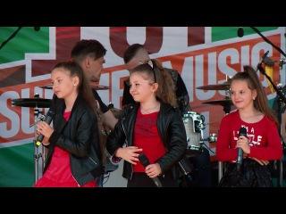 Amber Blues Kids 1St Summer Rock Festival Kaliningrad 2017