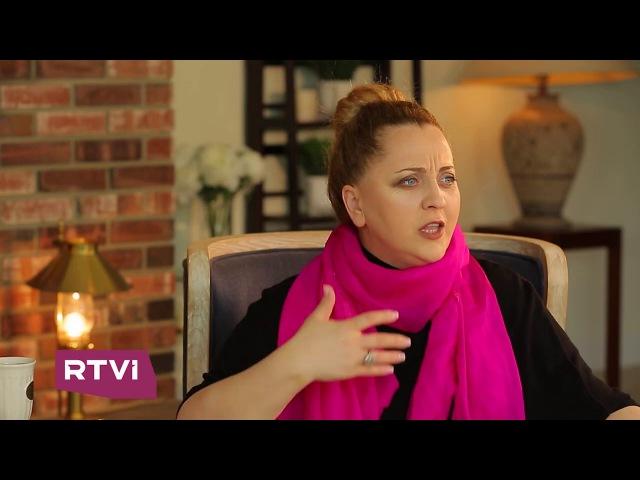 Интервью Нино Катамадзе RTVI Interview