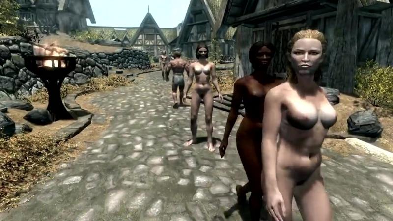 Free skyrim female khajiit nude mod