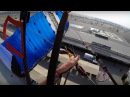 Friday Freakout High Speed AAD Fire Skydiver's Life Saved By An Umbrella