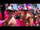 Gay and Lesbian Pride Parade in West Hollywood, Los Angeles, California, 2012