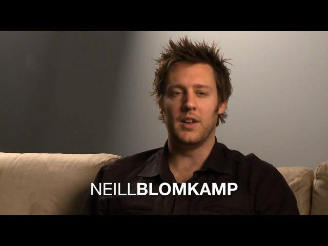 TEDxVancouver Neill Blomkamp 11 21 09