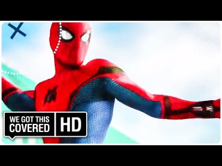 "Spider-Man: Homecoming ""The Suit"" Promo [HD] Tom Holland, Robert Downey Jr., Michael Keaton"