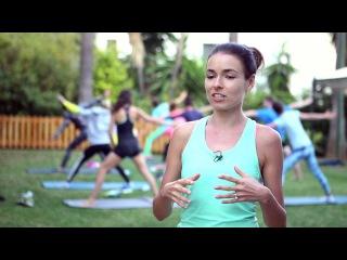 Ирена Понарошку о йоге