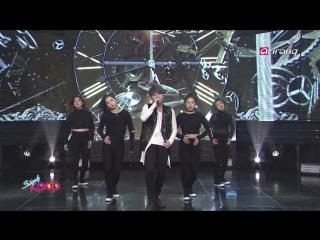 Shin Gi Won - Slow Down @ Simply K-Pop 170127