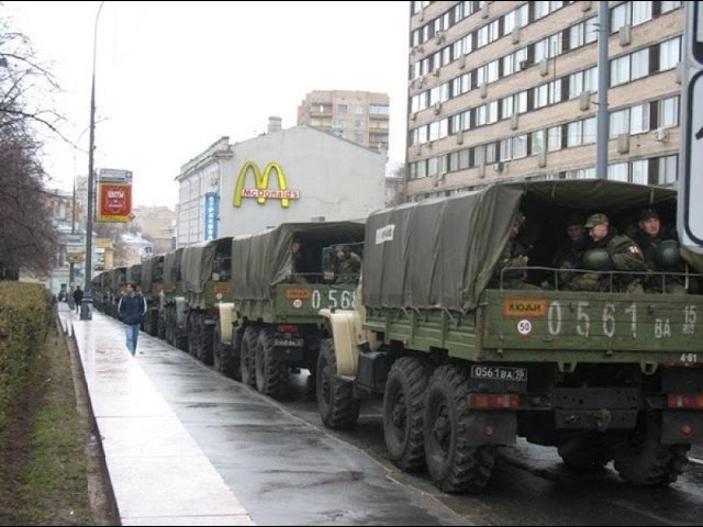 В Москву Стянуты Войска Самый Масштабный Рейд Против Нелегалов 2013