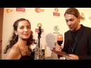 David Garrett interviewt Asya Fateyeva