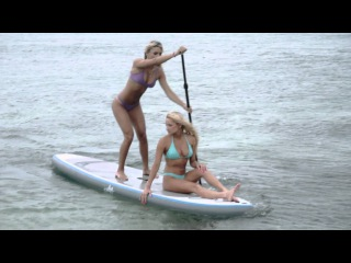 """The Keys Trip"" By CaribeSUP - The Best Inflatable Paddleboard"