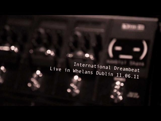 Adebisi Shank - International Dreambeat - Live in Whelan's 2011