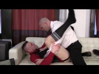 Raw Fuck Club Owen Hawk and Blue Bailey #gay #porn #bareback #boss