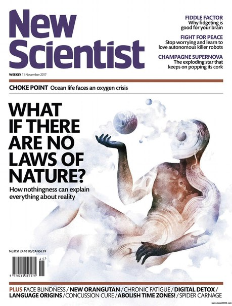New Scientist International Edition-November 11 2017