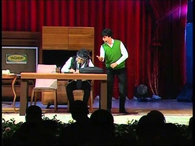 ZarafatsiZ Konsert Muellim ve telebe 2012 islam Mehreliyev Elshad Yusubov