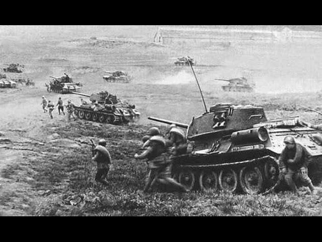 Вторая Мировая Война день за днем 64 серия Апрель 1944 года