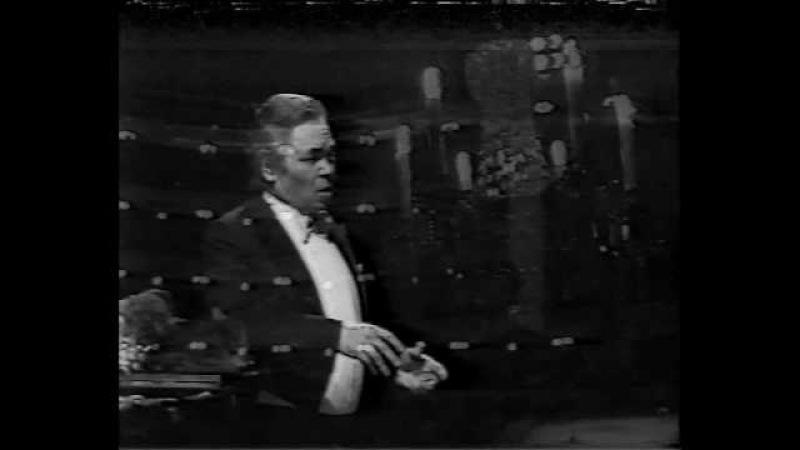 Nikolai Okhotnikov bass Cavatina Rodolfo смотреть онлайн без регистрации