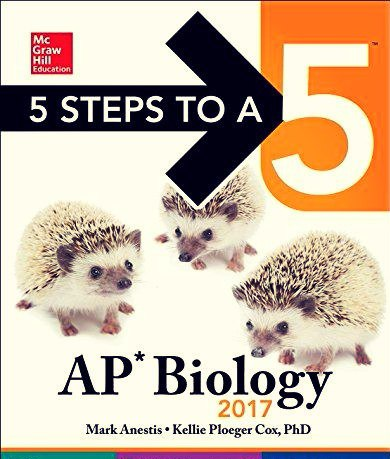 5 Steps to a 5 AP Biology 2017