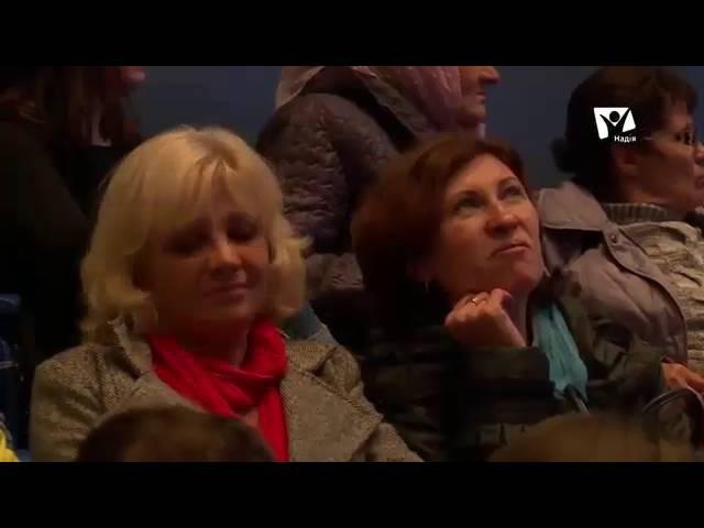 С Богом возможно всё! - Выступление Ника Вуйчича в Киеве 25.09.16г.