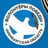 Волонтеры Победы. Оренбургская область
