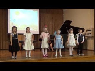 Концерт поздравление для стипендиатов фонда «Содружество»  ()