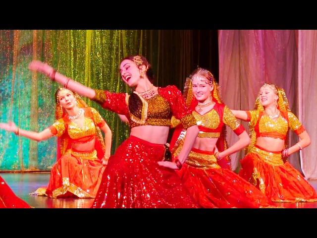 Meri banno, Indian Dance Group Mayuri, Petrozavodsk