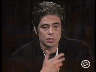 В студии актерского мастерства - Бенисио Дель Торо / Inside the actors studio - Beniсio Del Toro