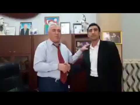 Hafiz Hacıyevlə Jurnalist Teymur Kərimov qalmaqallı videoya münasibət bildiriblər.