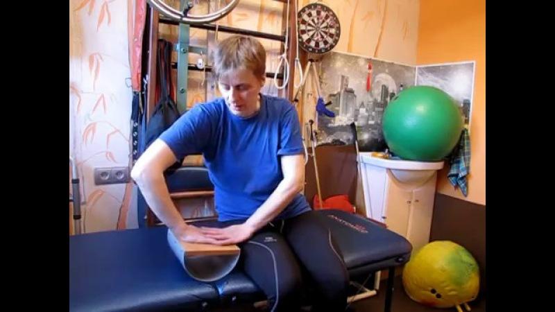 Качалка для разработки лучезапястного сустава / Rocking chair for the development of the wrist joint