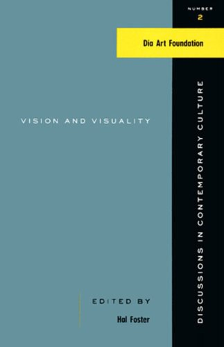 1988 - Vision and Visuality (Discussions in Contemporary Culture)