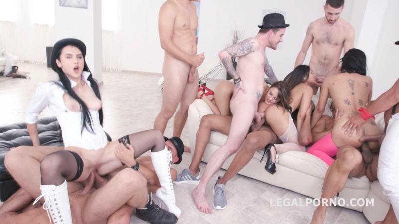 Crystal Greenvelle, Mai Thai, Jureka Del Mar 3 [New Porn 2017,Anal Porno,Sex,Анальное Порно,Анал,Секс,Не Русское,Ебля,HD 720p]