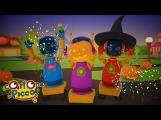 HALLOWEEN SPECIAL! Lifty shop : Dolcetto scherzetto   Cartoni animati per bambini
