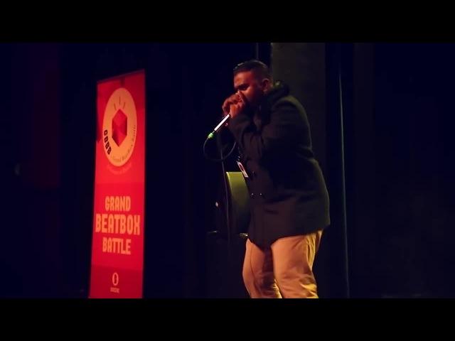 PIRATHEEBAN   Grand Beatbox SHOWCASE Battle 2018   Elimination