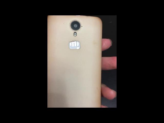 Обзор телефона Micromax Q415