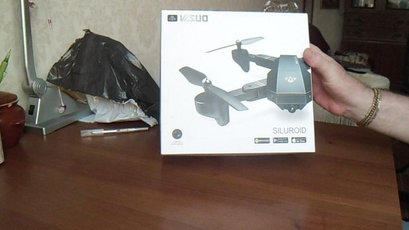 TIANQU XS809W RC четырехосный летательный аппарат 2MP WiFi камера...svn