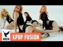 Stellar 스텔라 Vibrato 떨려요 Areia Kpop Fusion 32 SEXY KPOP REMIX