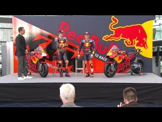 Live Stream 2018 MotoGP Team Launch III KTM