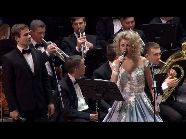 Эндрю Ллойд Уэббер дуэт из мюзикла Призрак оперы Татьяна Костина и Даниил Кручинин