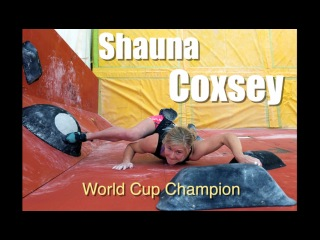Beasts of Bouldering: Shauna Coxsey