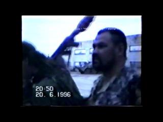 Друг, товарищ мой.Песня под гитару. Архангельский собр в Чечне 1996 год.