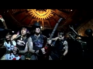 Avenged sevenfold beast and the harlot (video)