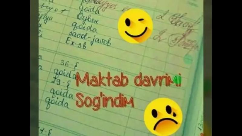 《53》Maktabim menig