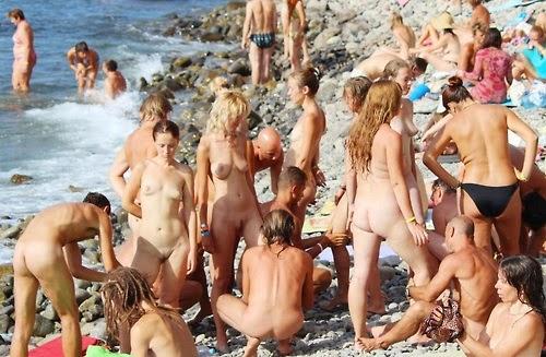 Дрочеры На Нудистском Пляже - Нудизм И Натуризм
